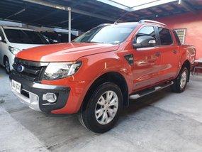 Ford Ranger 2015 Wildtrak Automatic