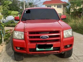 Red Ford Ranger 2008 for sale in Manila