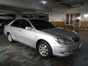 Sell Silver 2018 Toyota Camry in Manila
