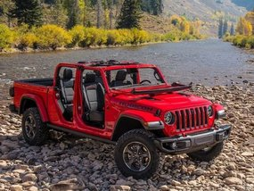 [16th MIAS - What to expect] Jeep Gladiator might be debuting at 2020 MIAS