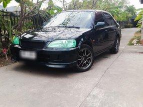 Sell Black 2000 Honda City in Agoo