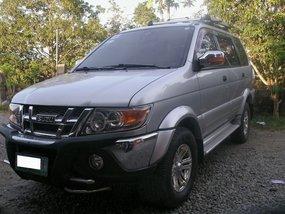 Selling Silver Isuzu Sportivo 2010 in Baliuag