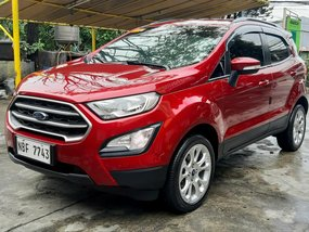 2019 Automatic Ford Ecosport Trend New Look