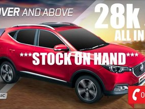 2020 Brand New MG ZS 1.5 Alpha AT