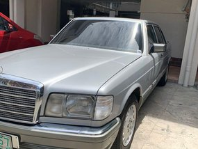 Silver Chrysler 300 1989 for sale in Cebu