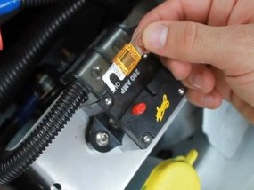 How to easily diagnose if you have blown your car audio amplifier fuse