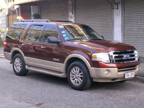 Purple Ford Expedition 2008 for sale in Automatic