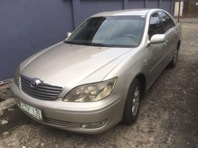 Selling Beige Toyota Camry 2003 in Manila