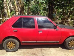 Red Dodge Colt 1981 for sale in Manual
