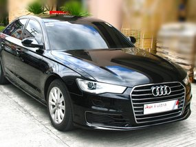 Sell Black 2016 Audi A6 in Manila