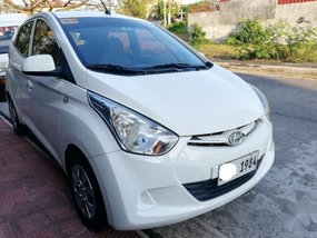 White Hyundai Eon 2017 for sale in Bacoor