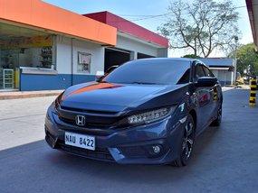 Honda Civic 2017 RS Turbo 1.088m Nego Batangas Area Auto