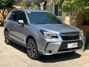 2016 Subaru Forester 2.0 XT Silver FOR SALE!