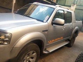 Silver Ford Ranger 2008 for sale in Manila