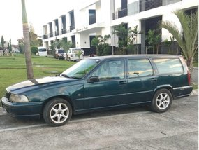 Sell Green 1999 Volvo V70 Wagon (Estate) in Quezon City