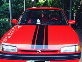 Red Bmw 323 1995 for sale in Manila
