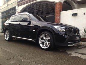 Black Bmw X1 2012 for sale in Valenzuela