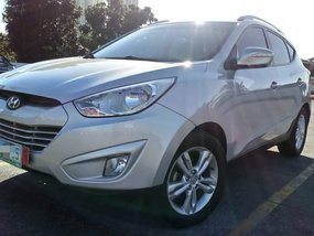 Celebrity owned Well Maintained 2012 Hyundai Tucson GLS AT
