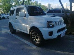 Sell White 2004 Suzuki Jimny in Manila