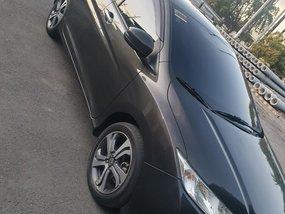 Sell Black 2016 Honda City in Calamba