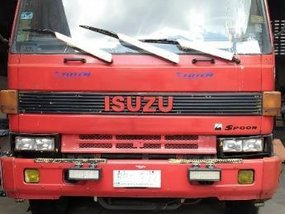 Sell Red 1990 Isuzu Hi-lander crosswind in Quezon City