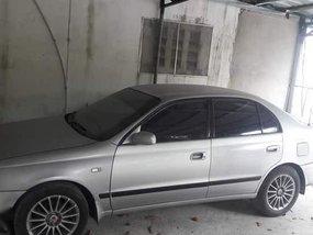 Silver Toyota Corona 2003 for sale in Manual
