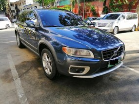 Grey Volvo Xc70 2008 for sale in Quezon City