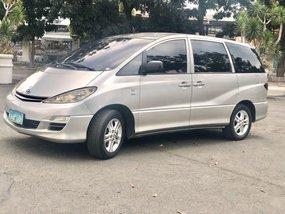 Sell Silver 2004 Toyota Previa in Manila