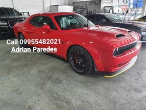 Brand new 2020 Dodge Challenger Hellcat Srt