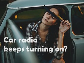 [Philkotse tips] What to do when your car radio keeps turning on?