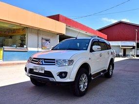 Mitsubishi Montero GLX 2014 MT 698t Nego