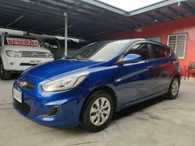 Hyundai Accent 2015 Manual CRDI
