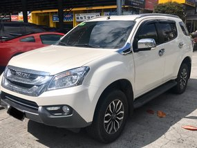 2017 Isuzu MU-X 3.0L 4x2 LS-A AT
