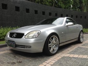 1998 Mercedes Benz SLK 230 for sale