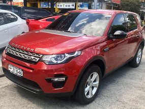 2016 Land Rover Discovery Sport HSE 4dr 4x4 AT