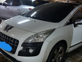 Peugeot 3008 2014 for sale in Manila