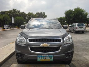 FOR SALE CHEVROLET TRAILBLAZER LT 2013