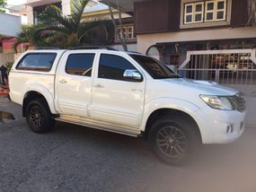 2014 Truck Toyota Hilux