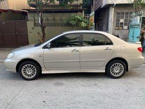 Toyota Corolla Altis 2003 for sale in Manila