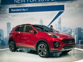Kia Sportage 2020 Philippines: A preview of the face-lifted U.S. version