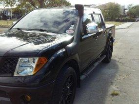 Black Nissan Navara 2012 for sale in Las Pinas