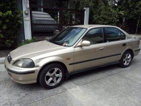 1997 Honda Civic 1.6 Liter VTi