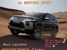 Sell Brand New Mitsubishi Montero Sport in Manila