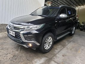 2019 Acquired Mitsubishi Montero GLS