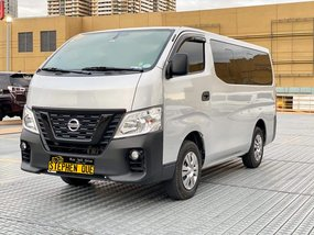 2018 Nissan Urvan NV350 2.5 Manual Diesel