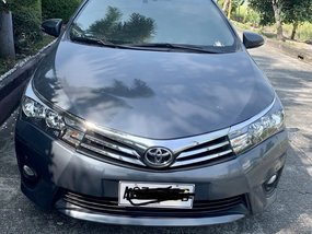 2017 Toyota Altis V - Grey Low Mileage Like New Price is negotiable