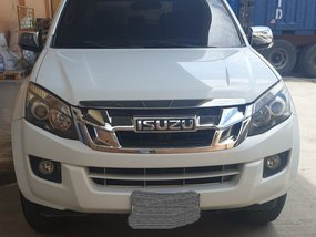 Well-maintained ISUZU D-Max 2014