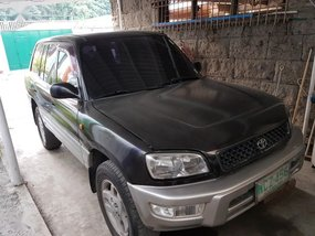 Black Audi 80 1998 for sale in Quezon City