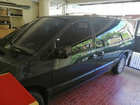 Grey Chrysler Grand Voyager 2002 for sale in Manila