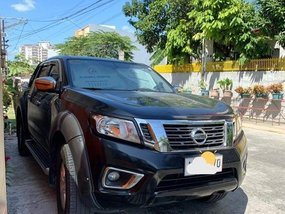 Selling Black Nissan Navara 2015 in Quezon City